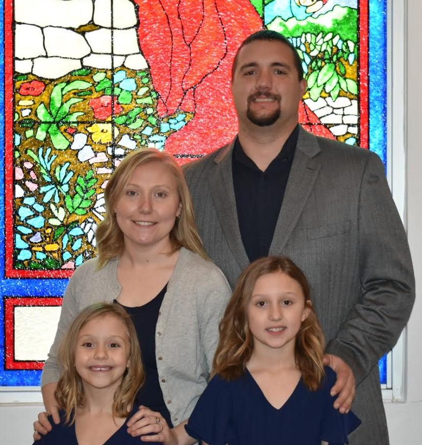 Pastor Austin Keith